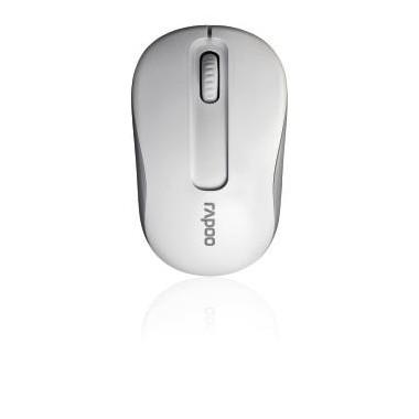 Mysz bezprzewodowa Rapoo M10 PLUS optyczna biała