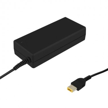 Zasilacz sieciowy Qoltec do Lenovo | 65W | 20V | 3,25A | Square tip | Slim