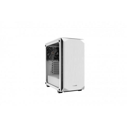 Obudowa be quiet! Pure Base 500 Window Metallic Gray ATX Midi z oknem bez zasilacza