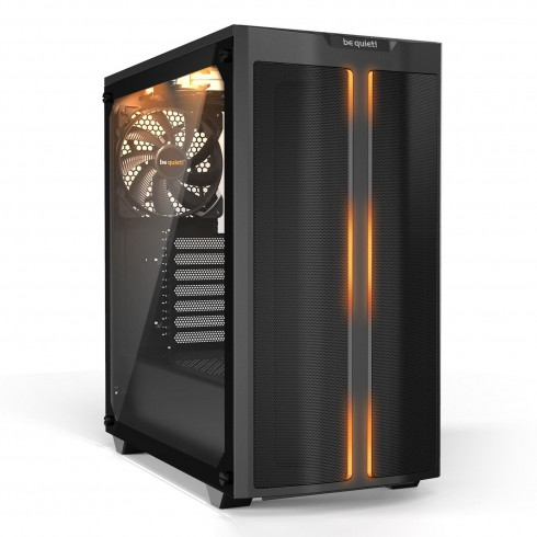 Obudowa be quiet! Pure Base 500DX Black ATX Midi bez zasilacza