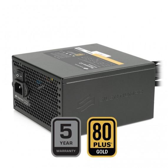 Zasilacz SilentiumPC Supremo L2 Gold 650W ATX 120mm 80+ Gold Spraw 92%