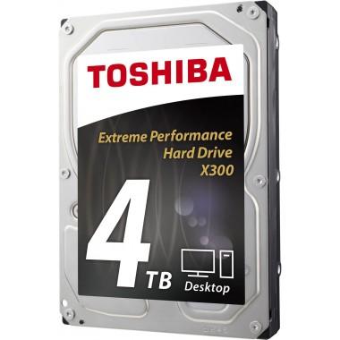 "Dysk Toshiba X300 HDWE140UZSVA 3,5"" 4TB SATA 7200 128MB BULK"