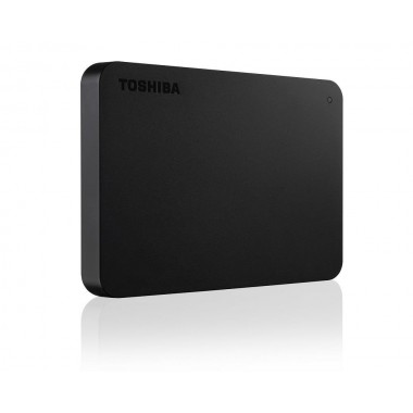 Dysk zewnętrzny Toshiba Canvio Basics 1TB, USB 3.0, black
