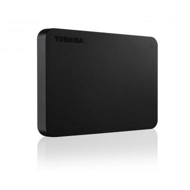 Dysk zewnętrzny Toshiba Canvio Basics 2TB, USB 3.0, black