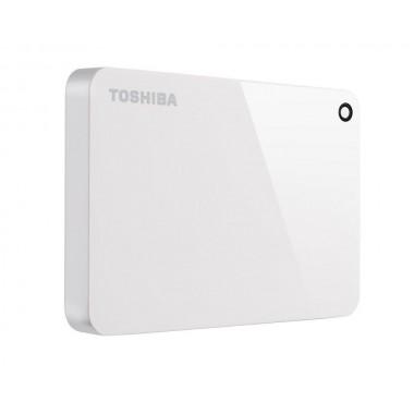 Dysk zewnętrzny Toshiba Canvio Advance 1TB, USB 3.2, white