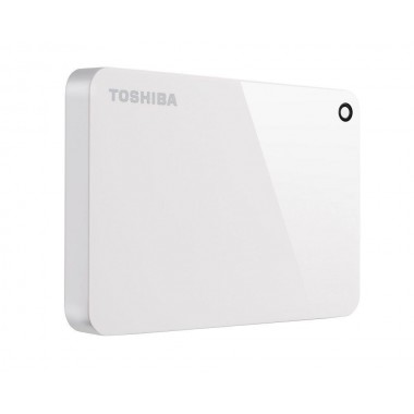 Dysk zewnętrzny Toshiba Canvio Advance 2TB, USB 3.2, white