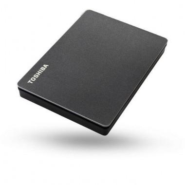 Dysk zewnętrzny Toshiba Canvio Gaming 4TB, USB 3.0, Black