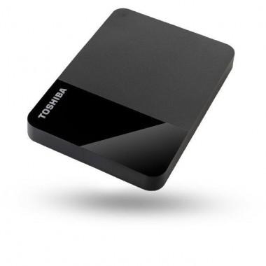 Dysk zewnętrzny Toshiba Canvio Ready 2.5 4TB, USB 3.0, Black