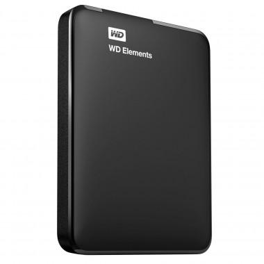 Dysk WD Elements Portable 4TB USB3.0/USB2.0 Black