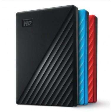 Dysk WD My Passport 5TB USB 3.0 black
