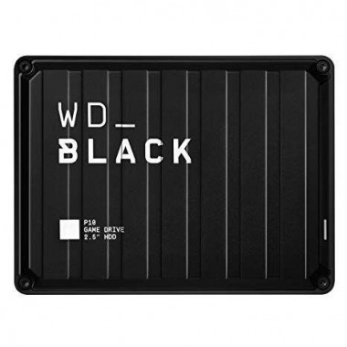 Dysk WD WD_BLACK P10 5TB USB 3.0 black