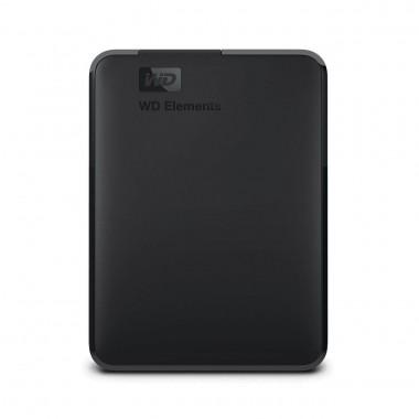 Dysk WD Elements Portable 5TB USB 3.0 Black