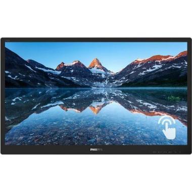 "Monitor Philips 23,8"" touch 242B9TN VGA DVI HDMI DP 2xUSB 3.1 głośniki"