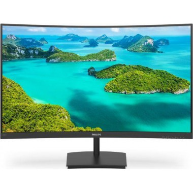 """Monitor Philips 23,6"""" 241E1SC/00 VGA HDMI"""