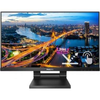 """Monitor Philips 23,8"""" 242B1TC/00 Touch VGA HDMI DP 4xUSB 3.2 głośniki"""