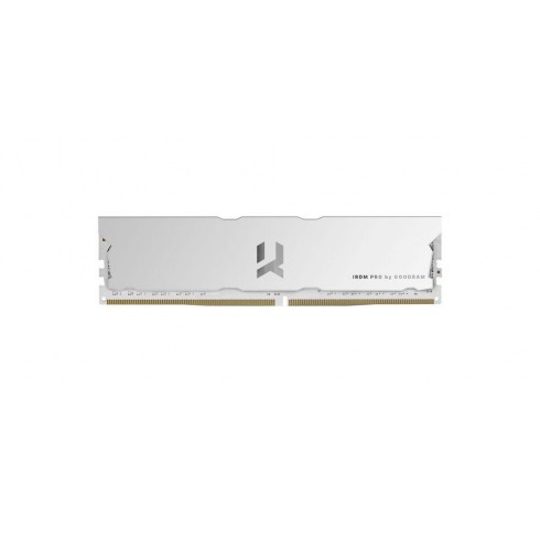Pamięć DDR4 GOODRAM IRDM PRO 16GB(2x8GB) 4000MHz 18-22-22 White