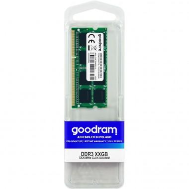 Pamięć DDR3 GOODRAM SO-DIMM 8GB/1600MHz