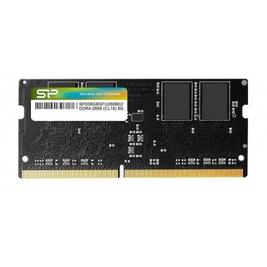 Pamięć DDR4 SODIMM Silicon Power 8GB (1x8GB) 2666MHz CL19 1,2V