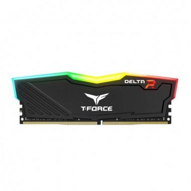 Pamięć DDR4 Team Group Delta RGB 16GB (2x8GB) 3000MHz CL16 1,35V Black