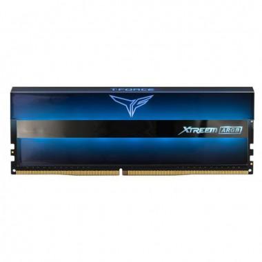 Pamięć DDR4 Team Group Xtreem ARGB 16GB (2x8GB) 4000MHz CL18 1,35V Black
