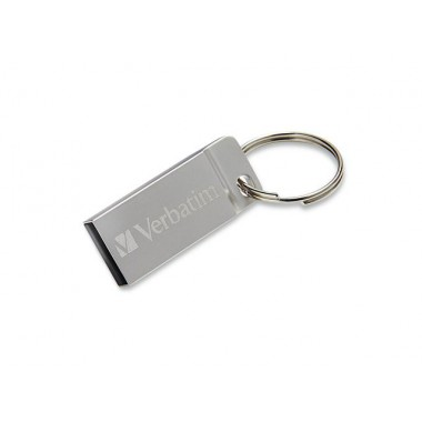 Pendrive Verbatim 16GB metal executive USB 2.0