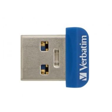 Pendrive Verbatim 64GB Nano Store USB 3.0