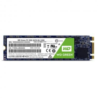 Dysk SSD WD Green 480GB M.2 2280 (odczyt 545 MB/s) WDS480G2G0B