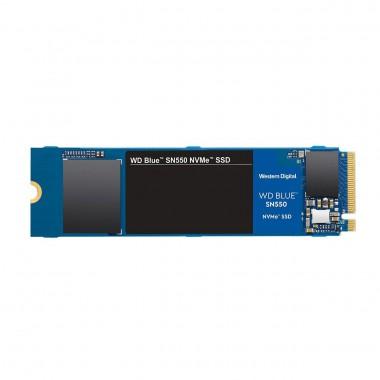 Dysk SSD WD Blue SN550 500GB M.2 2280 PCIe NVMe (2400/1750 MB/s) WDS500G2B0C