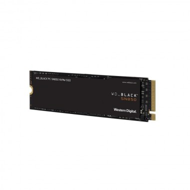 Dysk SSD WD Black SN850 500GB M.2 2280 PCIe NVMe (7000/4100 MB/s) WDS500G1X0E