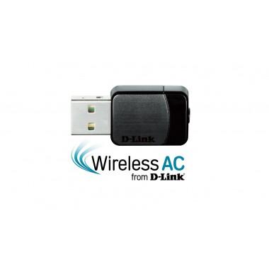 Karta sieciowa bezprzewodowa D-Link DWA-171 Dual Band Wireless Adapter WiFi AC750