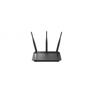 Router bezprzewodowy D-Link DIR-809 WIFI AC750 Dual Band 1xWAN 4xLAN