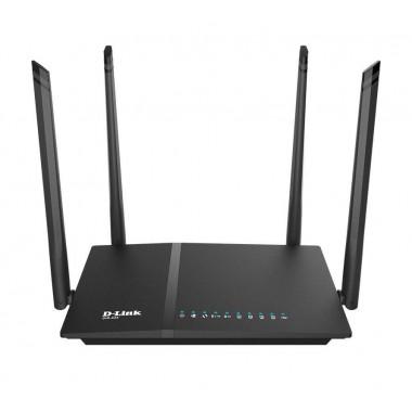 Router bezprzewodowy D-Link DIR-825/EE AC1200