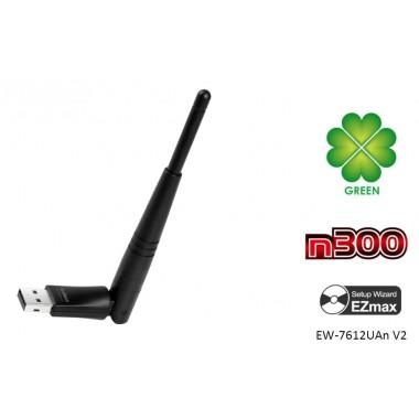 Karta sieciowa Edimax EW-7612UAn USB WiFi N300 1T2R