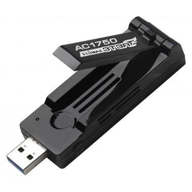 Karta sieciowa Edimax EW-7833UAC USB 3.0 WiFi AC1750 Dualband