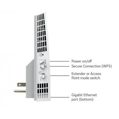 Wzmacniacz sygnału Netgear EX7300 Nighthawk X4 Wi-Fi AC2200