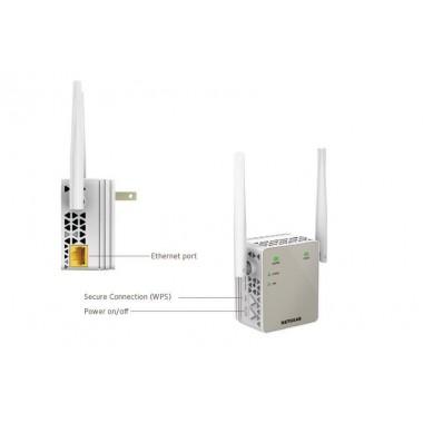 Wzmacniacz sygnału Netgear EX6120 Wi-Fi AC1200