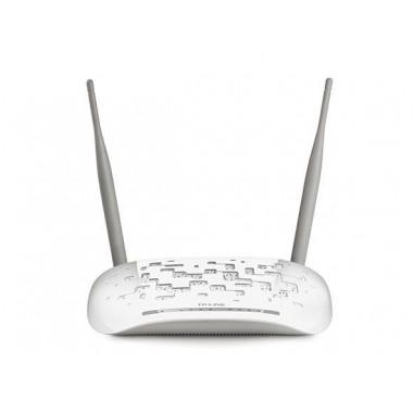 Router TP-Link TD-W8961N v3 Wi-Fi N300,  ADSL2+ Modem Router