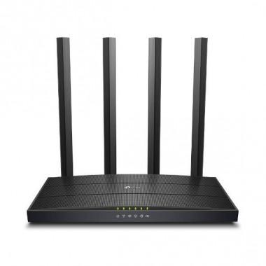 Router TP-Link Archer C6U Wi-Fi AC1200 4xLAN 1xWAN 1xUSB