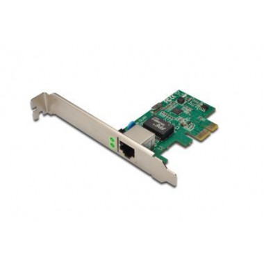 Karta sieciowa Digitus PCI Express 10/100/1000Mbps