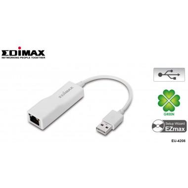 Karta sieciowa Edimax EU-4208 USB  RJ45 100 Mbps