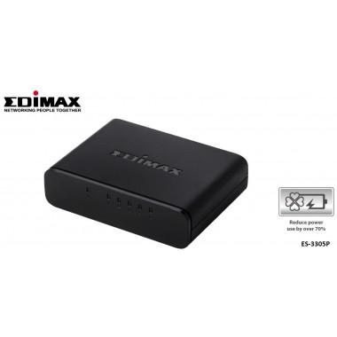 Switch niezarządzalny Edimax ES-3305P 5x10/100 Mbps