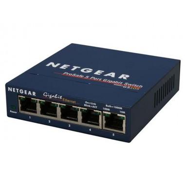 Switch niezarządzalny Netgear GS105GE 5 x 10/100/1000 ProSafe