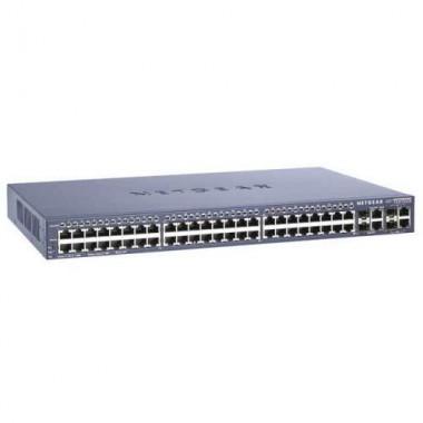 Switch zarządzalny Netgear GS748T 48x10/100/1000 2xSFP 2xCombo