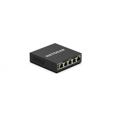Switch zarządzalny Netgear GS305E 5x 10/100/1000 RJ45 Smart Managed
