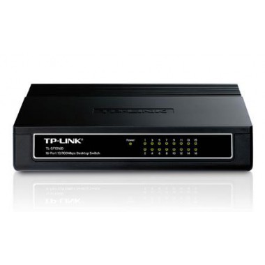 Switch niezarządzalny TP-Link TL-SF1016D 16x10/100Mb