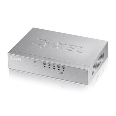 Switch niezarządzalny Zyxel ES-105A v3 5x 10/100 Mbps