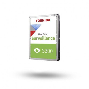 Dysk Toshiba S300 (SMR) HDWT740UZSVA 4TB SATA Surveillance BULK