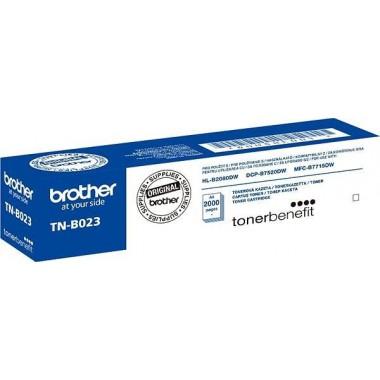 Toner Brother TNB023 black
