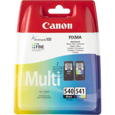 Tusz Canon PG-540/CL-541 Multipack blister