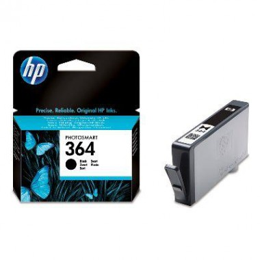 Tusz HP 364 Black